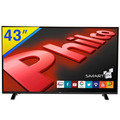 Smart Tv Led 43 Philco Full Hd Com Conversor - 43e30dsgw