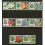 Flores Montserrat 1976 Mi 340-347 Mint (0433)