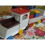 Decoração Para Quarto De Bebê-kit Higiene Mdf.