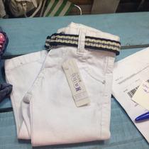 Calça Jeans Bebê Masculina