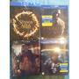 Coleção Completa 4 Boxes Senhor Dos Anéis E Hobbit 15 Discos