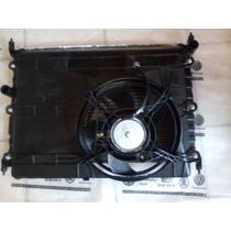 Conjunto Kit Radiador Condensador Eletro Ventoinha Vw Kombi