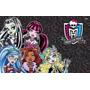Kit Display Cenário Monster High 8 Peças+painel 2,00x1,45!