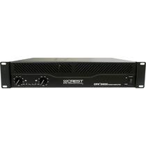 Amplificador Potencia Crest Audio Cpx 2600 750w P/canal 4ohm