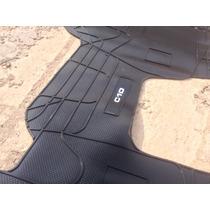 Tapete Borracha Pvc - Chevrolet Gm C10 Inteiriço - Original