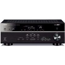 Receiver Yamaha Rx-v479 Home Theater 3d - 4k - Novo
