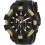 Relógio Invicta Bolt 23866 Masculino Banhado Ouro Original