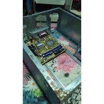 Placa Mae Ddr2 + Processador