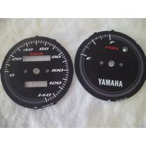 Mostrador De Velocimetro E Combustivel Ybr Factor