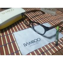 Óculos De Sol Bamboo Brasil Originais