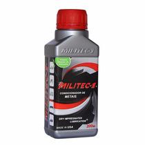 Oleo Militec-1 Sintetico 200ml Proteja Seu Motor Do Desgaste