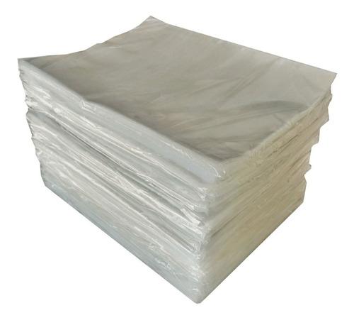 Saco Plástico Transparente Pp 22x32 250 Embalagens Aprox.