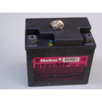 Bateria Dtz6 Orig Honda Titan150 Mix Xre Bros Crf230 Biz125