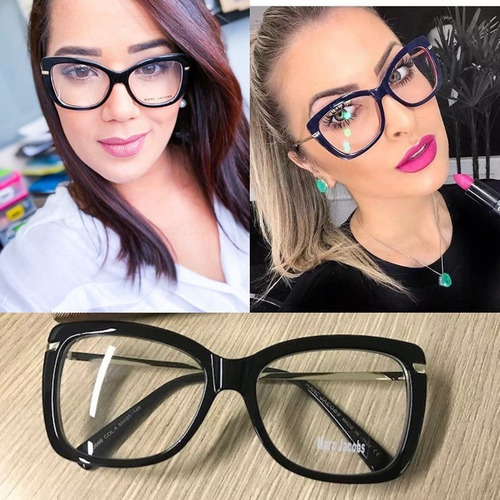 d72fa7862ac83 Armação P  Oculos De Grau Feminino Marc Jacobs Mj545 Prime