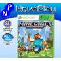 Jogo Minecraft Para Xbox 360 Pt Br Mojang Frete Grátis