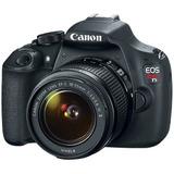 Camera Canon Eos Rebel T5 Com 18-55mm+32gb Classe10+bolsa