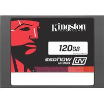 Hd Ssd 120 Gb Sata 3 Kingston Uv300 - 550 Mb/s - Lancamento!