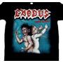 Camiseta Exodus - Bonded By Blood (tamanho G)