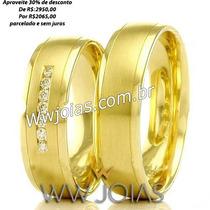 Oferta Mês Das Noivas Ww Joias N°02