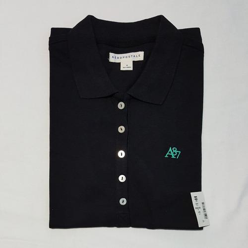 Novas Camisa Polo Feminina Aeropostale, Oakley,hollister 1 1ddf6528d4
