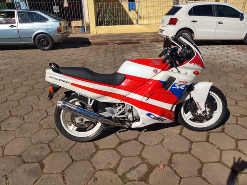 HONDA 450 SR CARENADA
