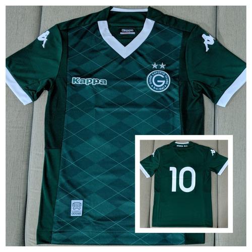 Camisa Original Goiás   Zerada   Etiqueta De Loja ec29942fff9b1