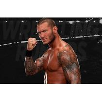 Boneco Wwe Ufc - Boneco Randy Orton Mattel