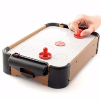 Mini Jogo De Hockey De Mesa (air Game) 51x31x10 Frete Gratis