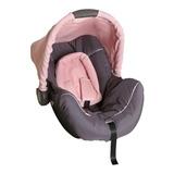 Bebê Conforto Galzerano  Piccolina Grafite/rosa