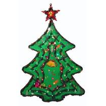 Enfeite Natalino Árvore De Natal 85 Lâmpadas 110v