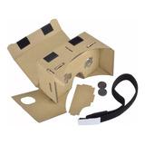 Atacado 25 Oculos Vr 3d Realidade Virtual Google Cardboard