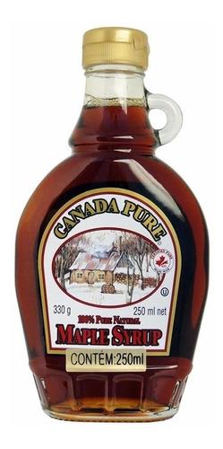 Xarope De Bordo Maple Syrup 100% Canada Pure C/ Nota Fiscal