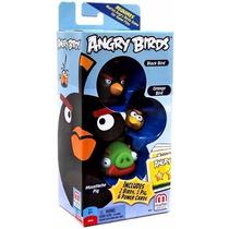 Angry Birds - Jogo De Cartas Com 2 Pássaros & 1 Porco Mattel