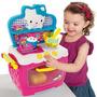 Brinquedo Forno Mágico Hello Kitty Comida E Acessórios