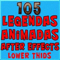 Legendas Animadas Em After Effects Ou Sony Vegas - Edição