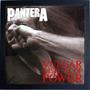 Quadro Pantera Lp Vulgar Display Of Power Capa Do Disco 30cm Original