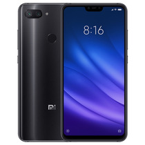 Xiaomi Mi8 Lite 64gb Global Mi 8 Midnight Black