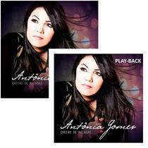 Cd + Playback Antonia Gomes - Cheiro De Milagre [original]