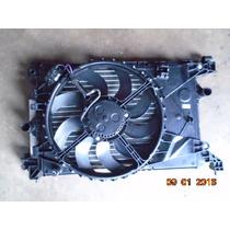 Conjunto Eletro Ventoinha Radiador Condensador Spin 13 14 15