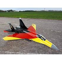 Jato Aeromodelo Mig Sebart 29 Ducted Fan - Alemão