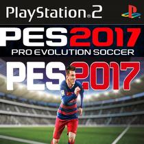 Pes 17 Pro Evolution Soccer 2017 Ps2 Patch Lançamento