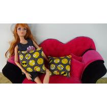 dec7b51f1c97 Busca Boneca barbie feita pra mexer com os melhores preços do Brasil ...
