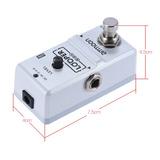 Mini Pedal Looper Ammoon Pronta Entrega - Sem Fonte