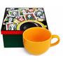 Caixa Porta-objetos Mdf Decoração Friends + Caneca Cerâmica