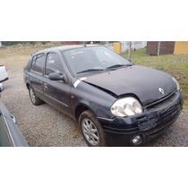 Renault Clio Sedan 1.0 16v 2003 Gasolina Sucata Rs Peças