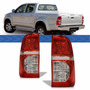Lanterna Traseira Toyota Hilux Srv 2013 2012 Bicolor