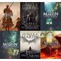 Audiobook. Game Of Thrones Coleção Completa narraçao Humana
