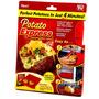 Potato Express Bag Para Assar Batatas = Do Shopping - Oferta