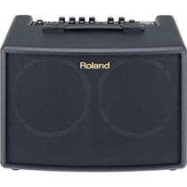 Amplificador Roland Ac-60 Com Efeitos Para Violão E Voz