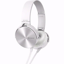 Fone Ouvido P2 Sony Headphone Mdr-xb450ap Extra Bass Top